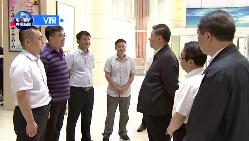 习近平在内蒙古自然资源厅指导开展主题教育