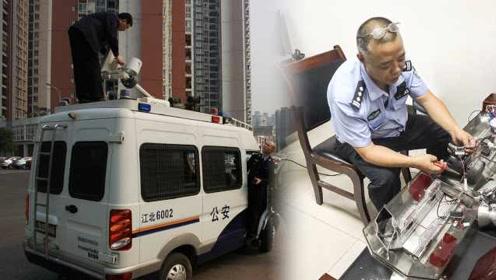 """民警从警36年,自发成为""""警车保养员"""",见证警车更替"""