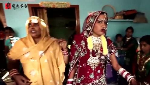 在印度娶个媳妇简直白菜价!家里有个厕所就可以,网友:娶10个
