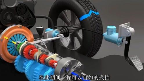 汽车离合器究竟是怎么工作的 5分钟看懂离合器的工作原理