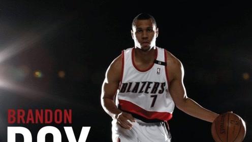 布兰顿·罗伊的篮球故事:天赋不输科比,被伤病毁掉的黄曼巴