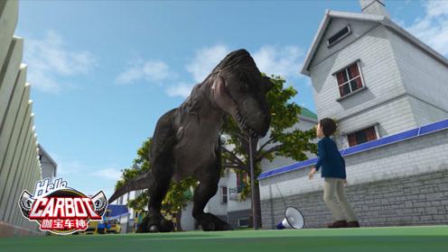 《咖宝车神》终于知道侏罗纪世界是怎么拍出来的了!