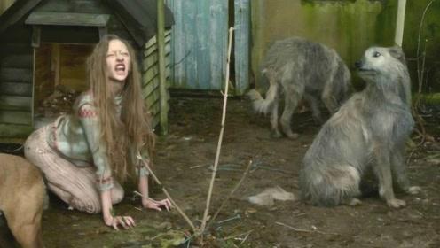 乌克兰弃婴被狗养大,喝狗奶长到8岁,长大后生活方式让人心疼