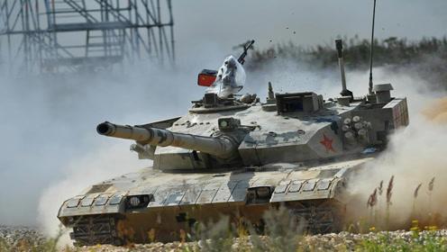 国际军事大赛刚开幕:中国队就拿下3个第一!刷新3个赛事纪录