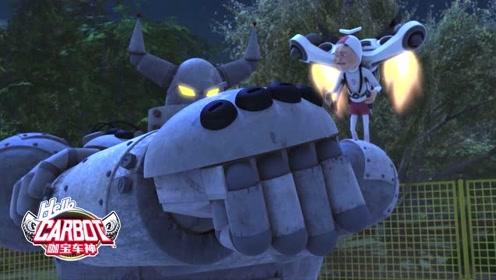 《咖宝车神》电流当零食,果然是电力怪兽!