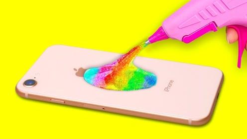 手机的3个DIY小妙招,不仅简单又实用,很多人不知道