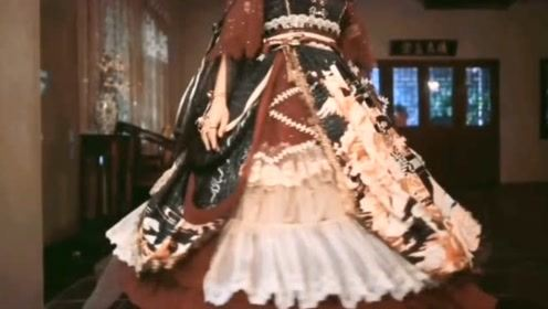 Lolita茶话会穿搭,丹火麒麟真的是实力美貌