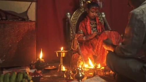 揭秘印度圣女真实生活:10岁就沦为高级僧妓,老了遗弃没人敢娶