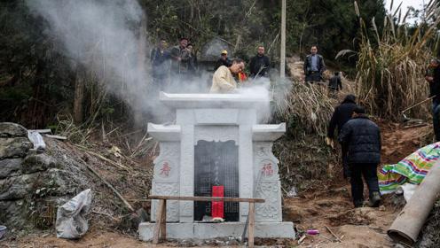 我国最霸气的祖坟,后代连出16位皇帝,建设铁路都要避让它!