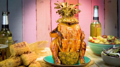 这才是鸡肉最过瘾的吃法,一般人想不到