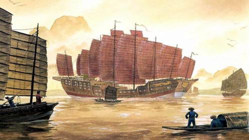 中国古代海运这么发达:却为啥没法成为海权国家?