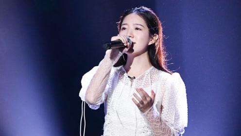 冯希瑶:天籁嗓音为歌唱而生
