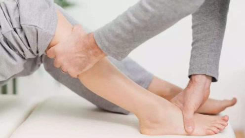 睡觉时腿经常抽筋是怎么回事?看完要当心!