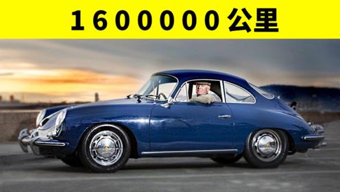 世界上最能跑的车Top5,每一辆都跑了160万公里以上!