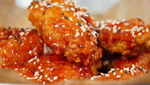 怎么做出最完美的炸鸡?— 秘方,征服整条小吃街的秘方