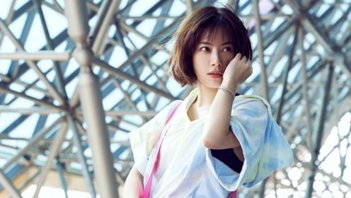徐怀钰41岁仍然少女依旧 穿宽大帽衫超短热裤秀美腿