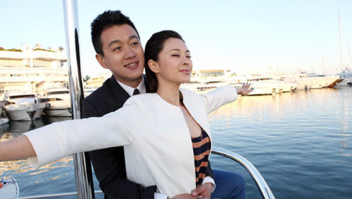 """这对娱乐圈最强""""师生恋"""",如今婚后女方被佟大为宠成小公主"""