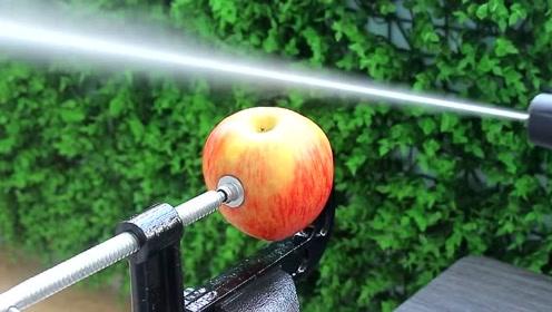高压水枪对阵水果,比水果忍者有意思多了