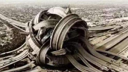 中国最复杂的立交桥,导航在这根本不管用,老司机都崩溃了