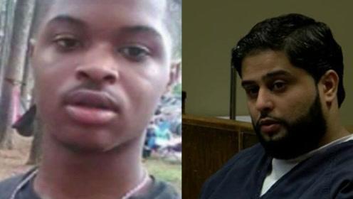 美国黑人少年顺走商店2美元啤酒 店员追出连开数枪将其击毙