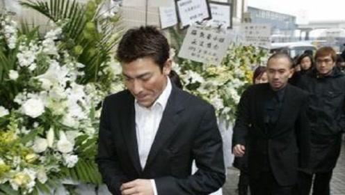 """曾是""""一代天后"""",却在40岁不幸去世,葬礼上刘德华扶灵落泪"""