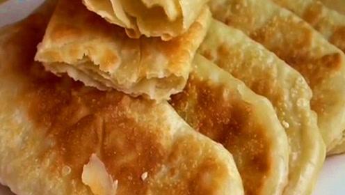 糖酥饼怎样做才酥脆呢?2分钟教你新做法,小孩子最喜欢吃了