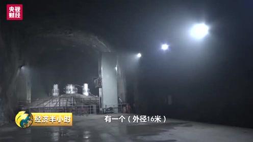 揭秘中国锦屏地下实验室二期 暗物质研究如火如荼