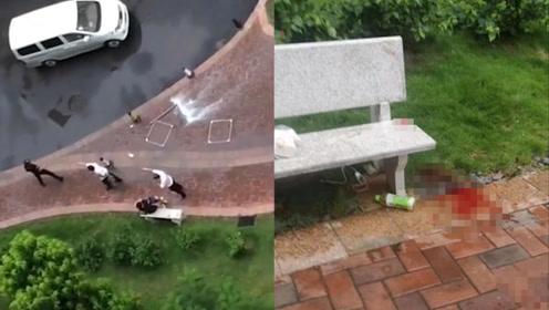 海口一小区15层玻璃窗突然坠落 5岁女童被砸身亡妈妈当场崩溃