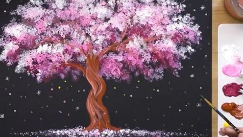 画家的求爱方式都与众不同,满满的艺术气息,这也太炫酷了吧