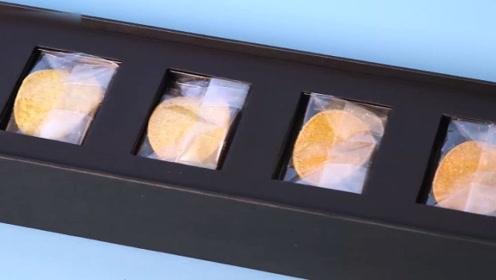 全球最贵的薯片一盒只有5片,再配上鱼子酱吃,这吃法真高级