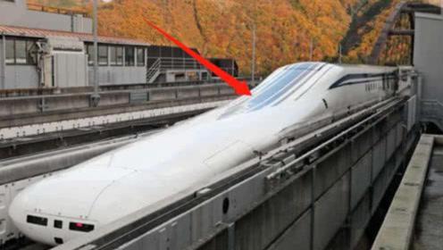 日本高铁时速达600公里,已超越中国?中国网友一眼就发现猫腻