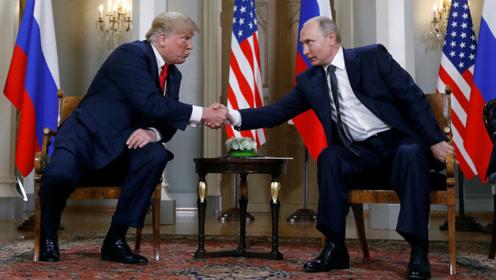 """特朗普称""""肯定""""邀请普京参加下一届G7 遭四国盟友反对"""