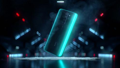 Redmi Note 8 Pro开箱视频,115秒带你了解!