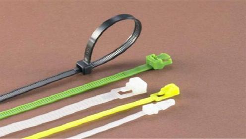 才知道,拆轧带不用剪刀剪,用手碰一碰就能打开,方法太实用了!