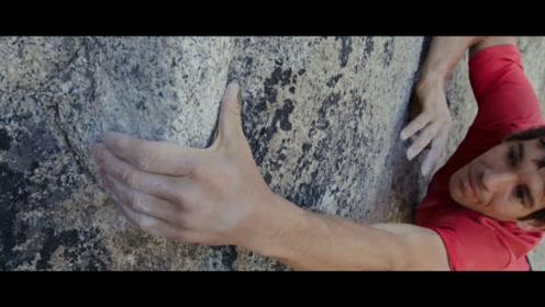 徒手攀岩Alex对话张颖:因为热爱