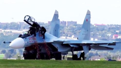 """""""外军间谍""""劫持苏-30战机?看俄军如何演练反劫机"""