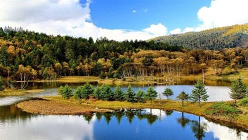 我国首个国家公园,原始生态环境保存得很完整,就在云南