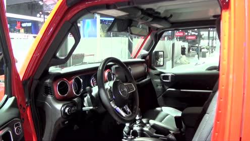 Jeep展台不只是Jeep皮卡成都首秀 更有一场SUV盛宴