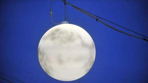 首颗人造月亮将在成都升起,代替路灯,一年节省12亿电费