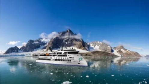 记者登上首艘中国造极地探险邮轮 海外网友:我也想搭乘!