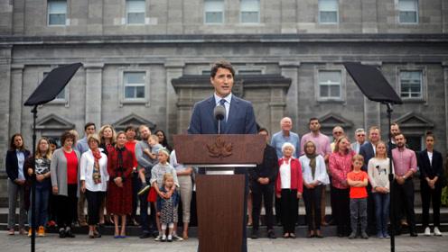 加拿大议会选举竞选活动开始 特鲁多呼吁选民再次投票给自由党