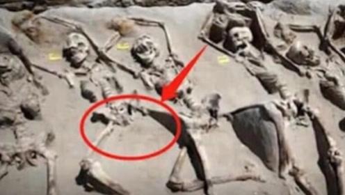 为什么皇陵陪葬的女子,双腿都是岔开的?真实原因令人气愤!