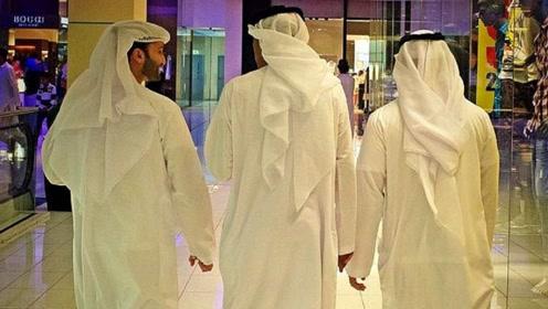 """迪拜土豪为啥老穿""""白袍"""",而且还不会变脏?原来是这么回事!"""