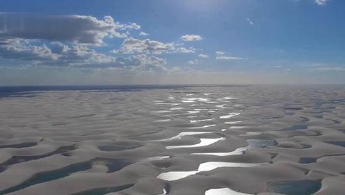 沙漠的沙为何不能用来盖房子?这实验让你一眼看明白!