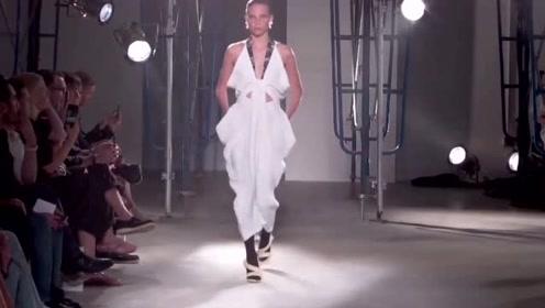 2020春夏纽约时装周:Proenza 品牌极简的廓形发挥