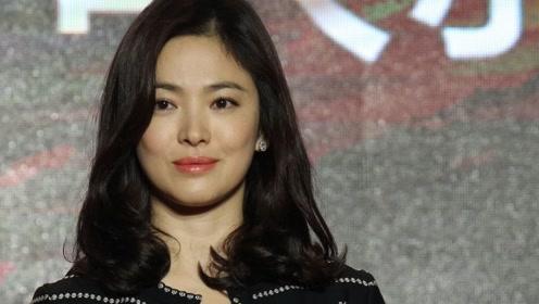 双宋离婚数月,宋慧乔首次公开回应,一句话惹人心疼