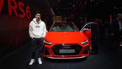 2019法兰克福车展视频评车:全新奥迪RS6 Avant