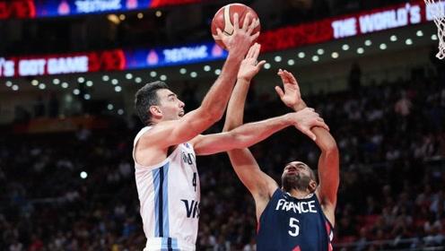 男篮世界杯半决赛十佳球 斯科拉全场逆天一条龙尤伊极限压哨三分