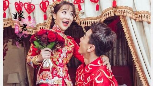 经典中式婚服大赏, 美人如画体验东方文化魅力