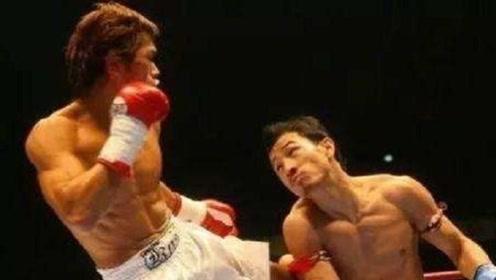 日本第二高手的狂暴KO